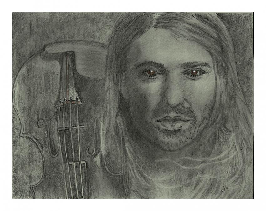 David Garrett by nev777